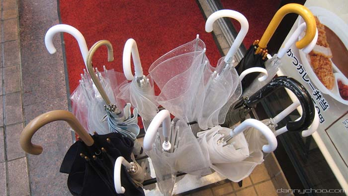 japanese umbrella stand