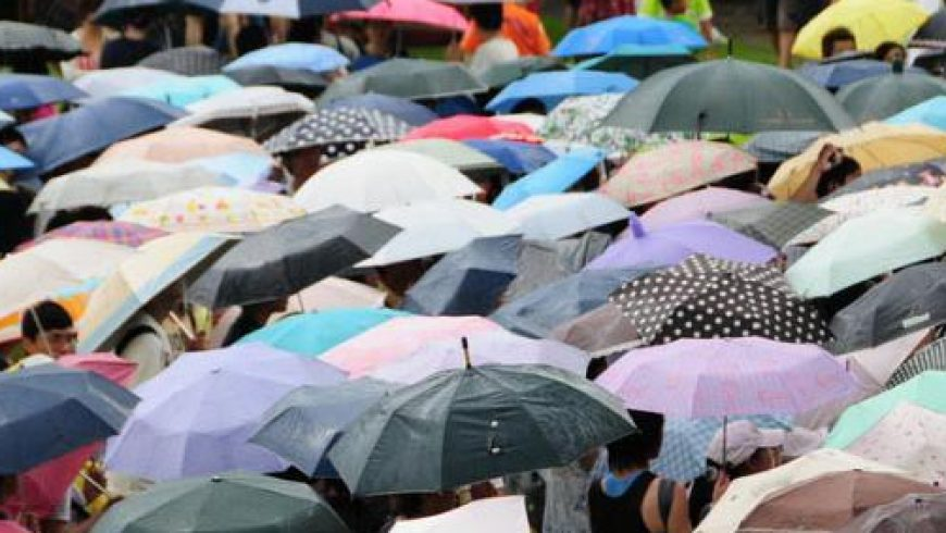 I keep getting my umbrella stolen in Japan